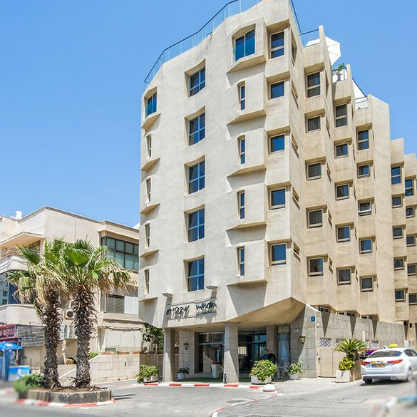 3 star hotel in tel aviv maxim hotel for Design hotel tel aviv
