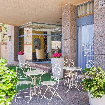 3 star hotel in tel aviv maxim hotel for Maxim design hotel 3 star